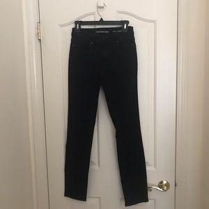 Black Calvin Klein Skinny Jeans